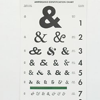 Know Your Ampersand