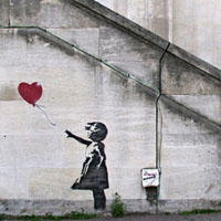 Banksy's Street Art Doc is Here, or is it?