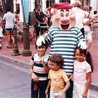 Disneyland romance