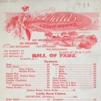 Cornstarch with cream, 5 cents